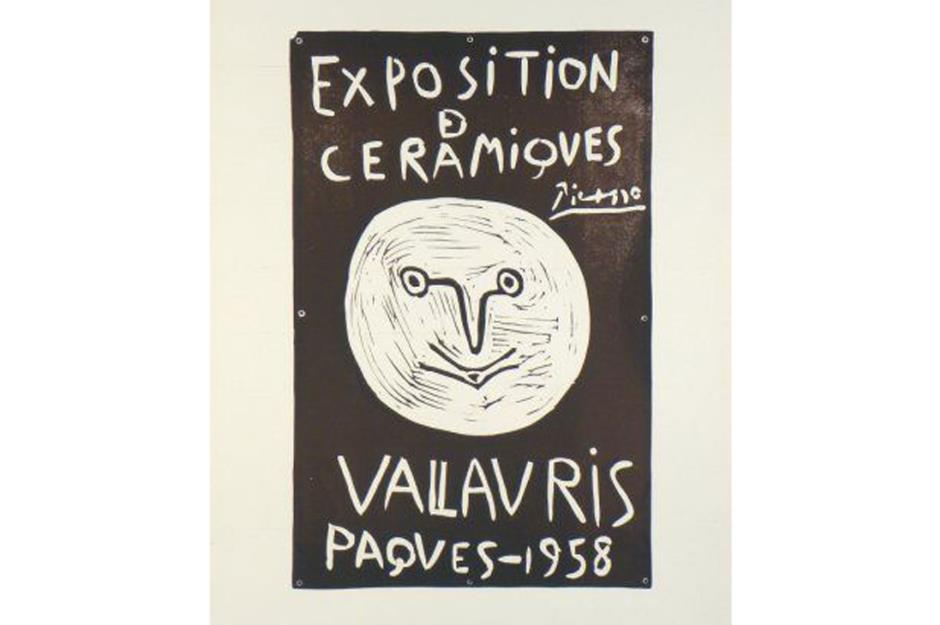 Podepsaný linoryt od Pabla Picassa