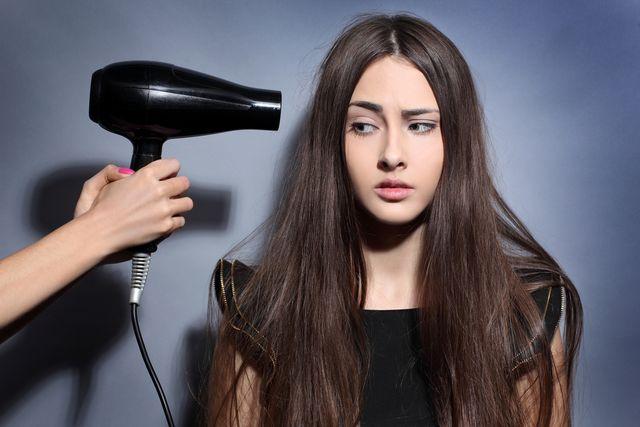 Citlivé sušení vlasů je důležité pro jejich zdraví
